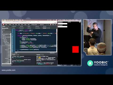 Building a native like interface with Famous
