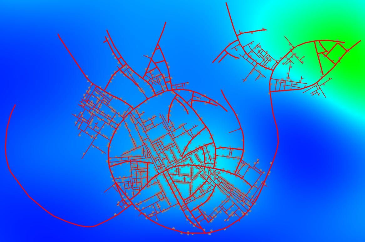 GitHub - pboechat/roadgen: Road network generation tool for