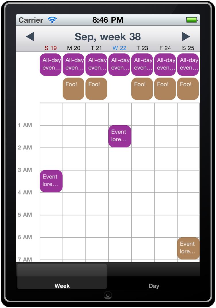 Weekly Calendar Ui : Github muhku calendar ui macalendarui is a project