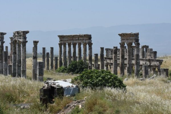 Russia presses soft power in Syria by restoring Palmyra, Apamea