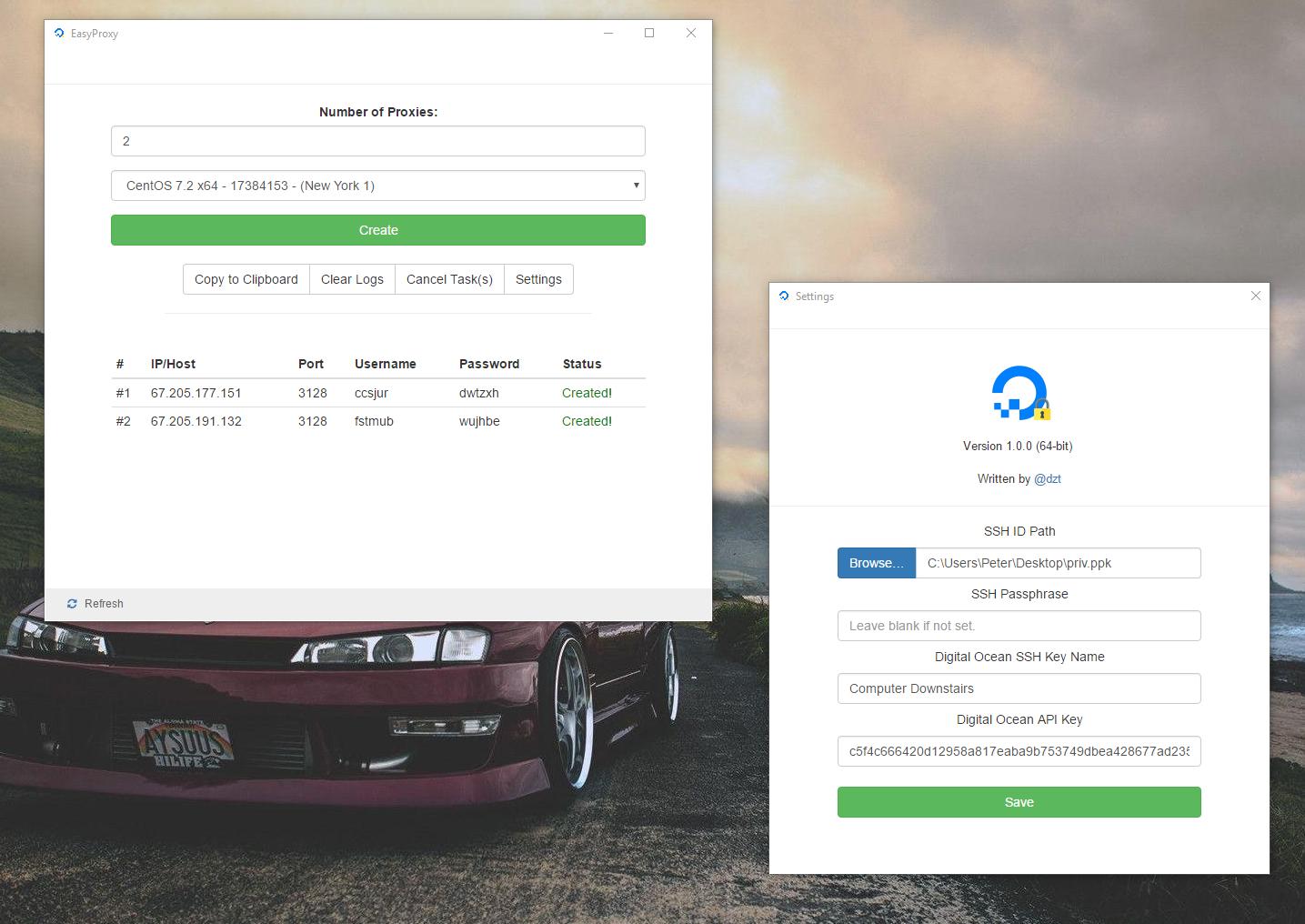 GitHub - dzt/easy-proxy: Make mass proxies easily