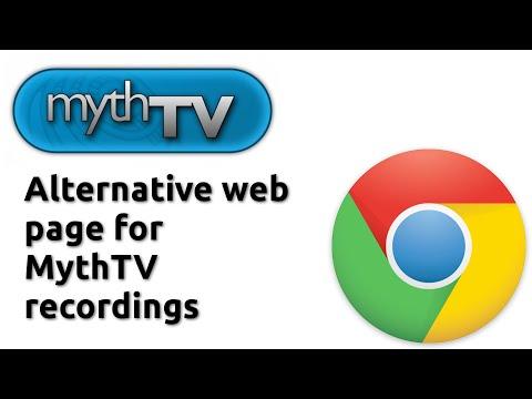 MythTV Web YouTube Video