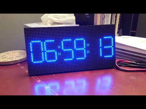 Morphing Clock