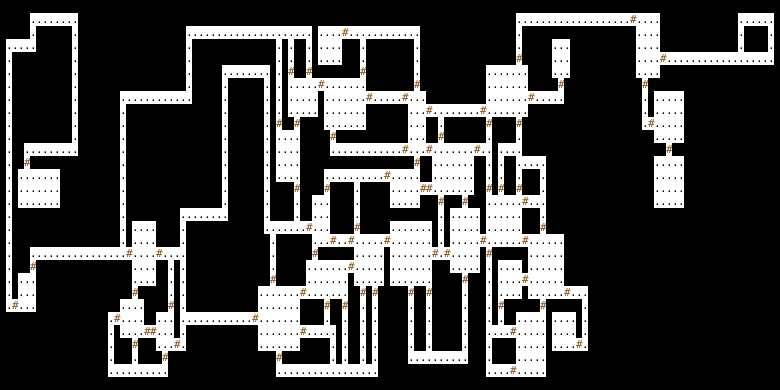 Example dungeon map 2