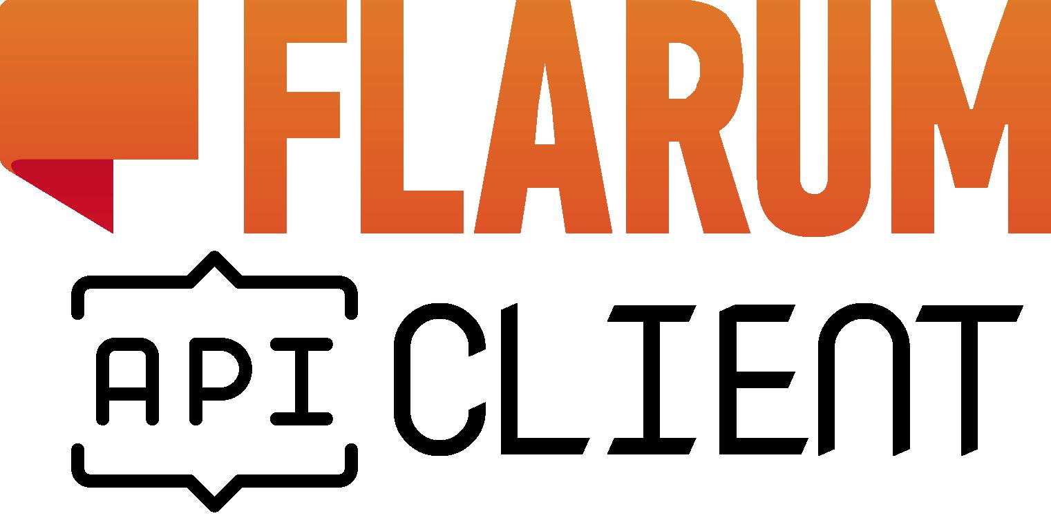 Flarum Api Client