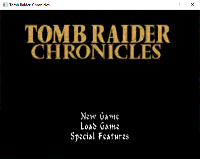 GitHub - TOMB5/TOMB5: Tomb Raider: Chronicles Disassembly