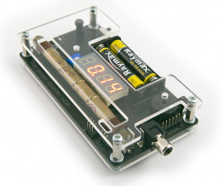 Image of Geiger Counter v2.0