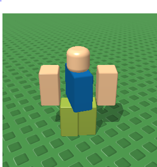 Anchored Character's torso can still be rotated in first