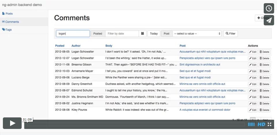GitHub - hanahmily/react-admin: Add a ReactJS admin GUI to