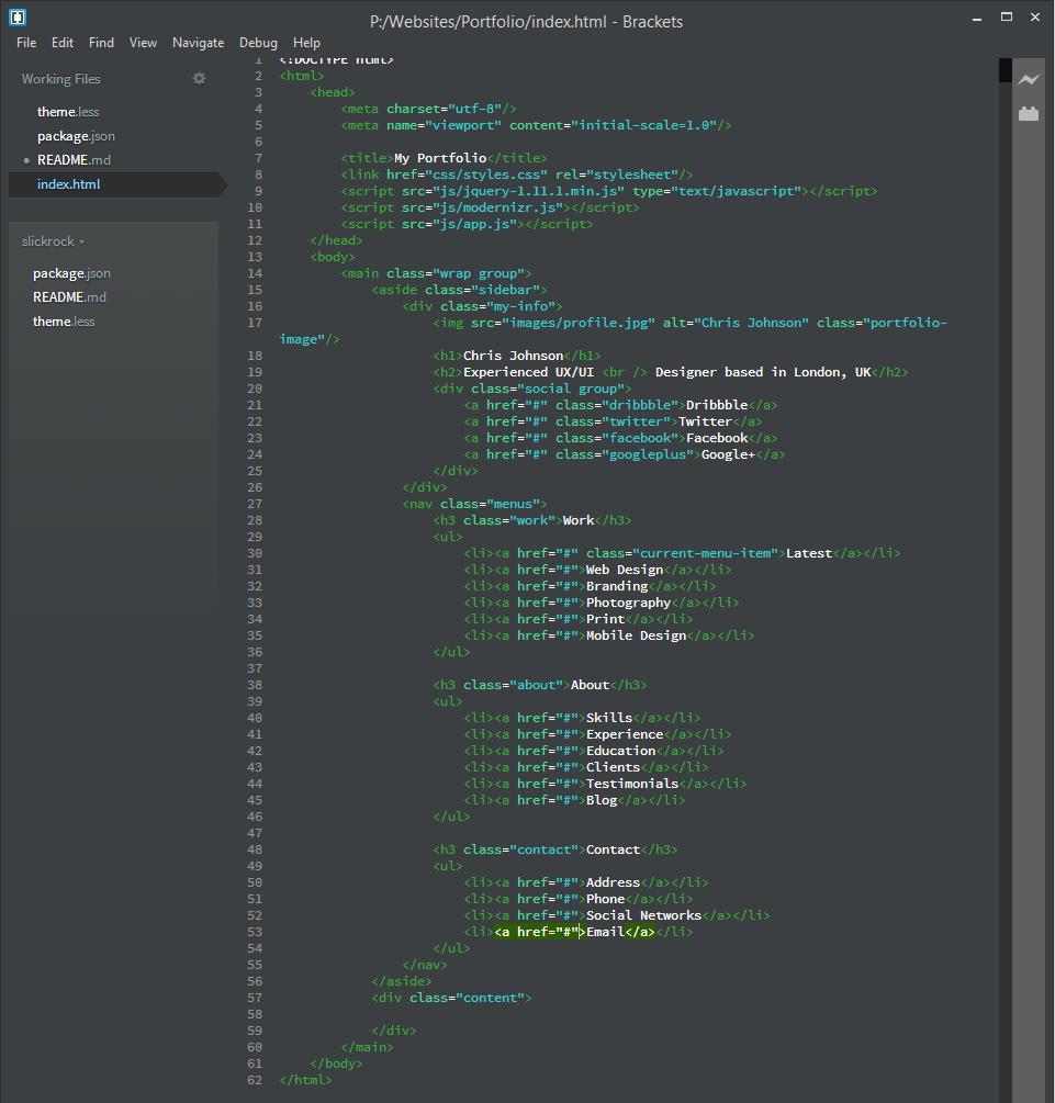 GitHub - NicoM1/Slickrock: A dark, clean, minimal theme for the