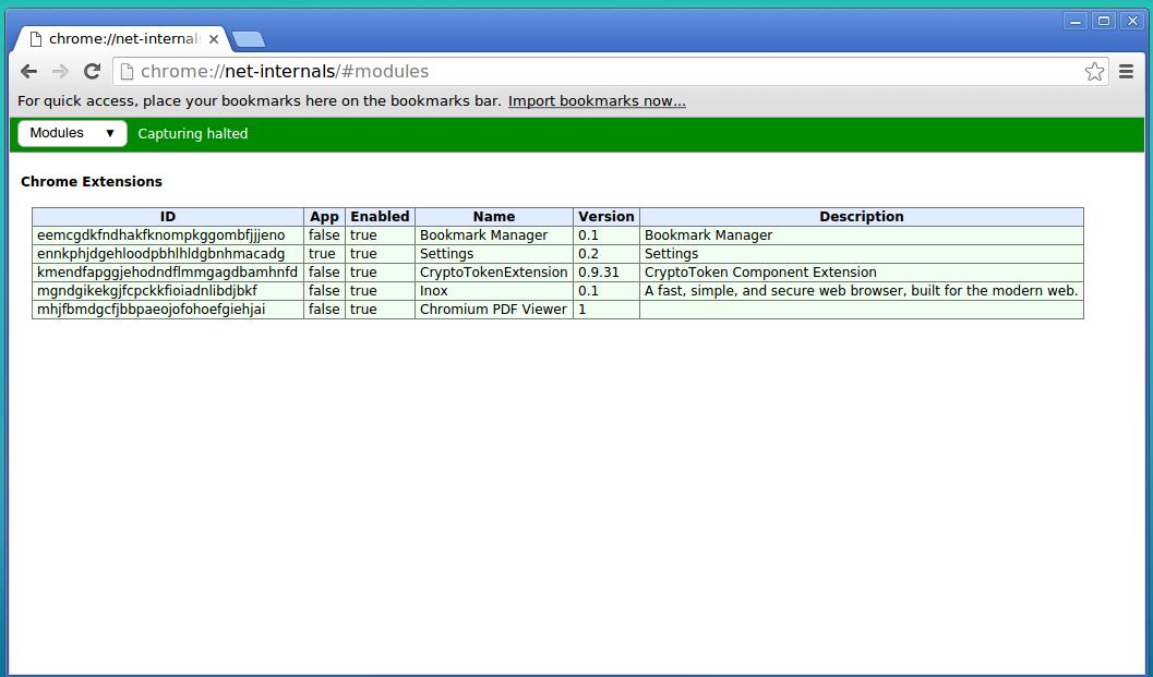 Inox Browser