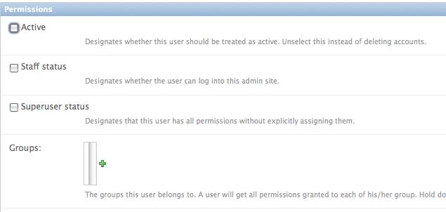 Email Verification / Notification: Userena + django-facebook