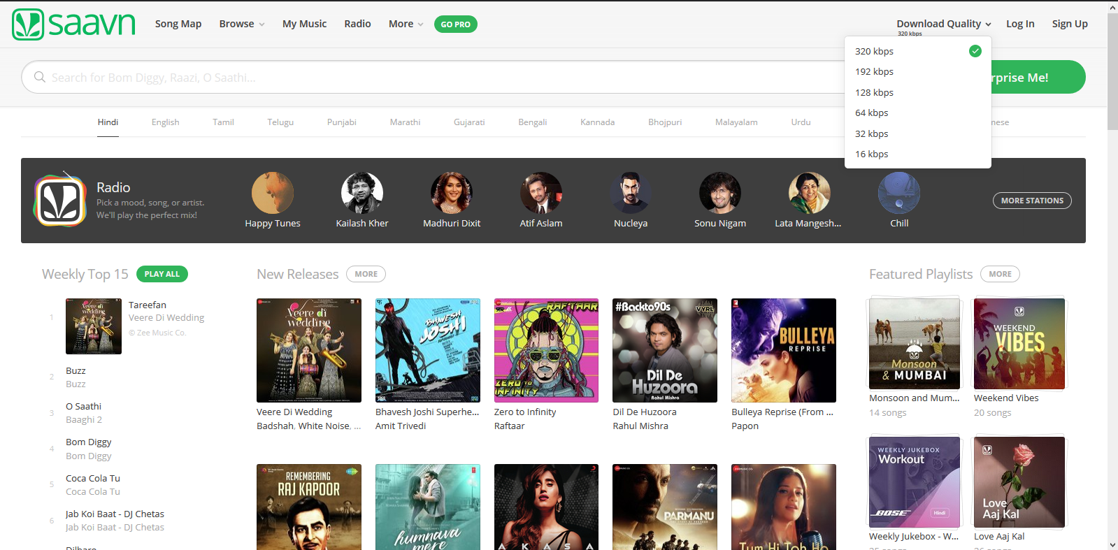 download jiosaavn songs