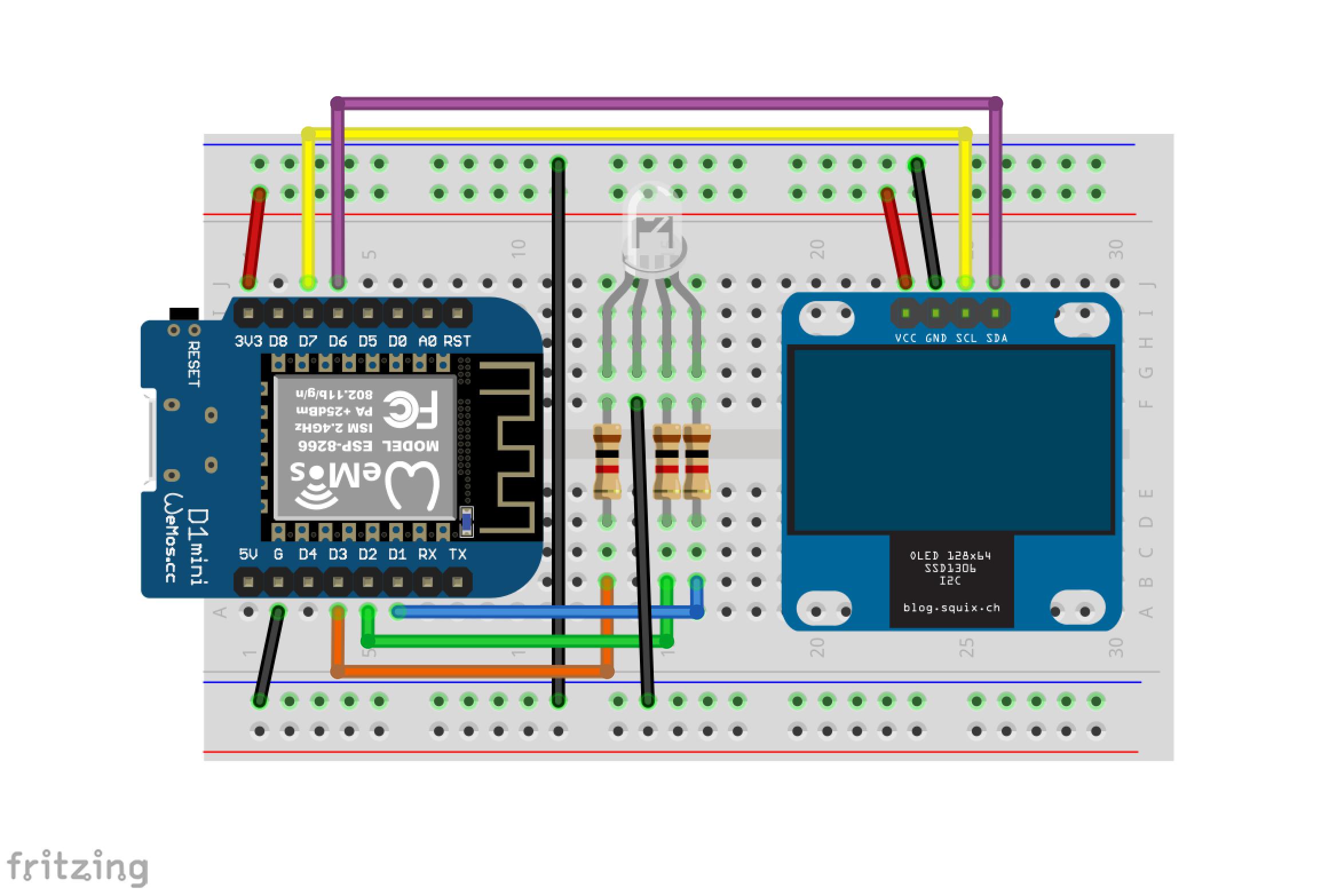 Github Witnessmenow Arduino Traffic Notifier Get Notified Of Busy Light Breadboard Diagram Alt Text