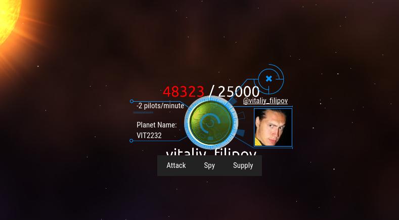 planet info