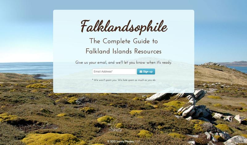 Falklandsophile Example