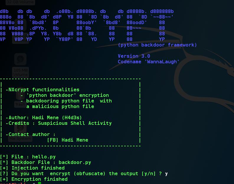 NXCrypt