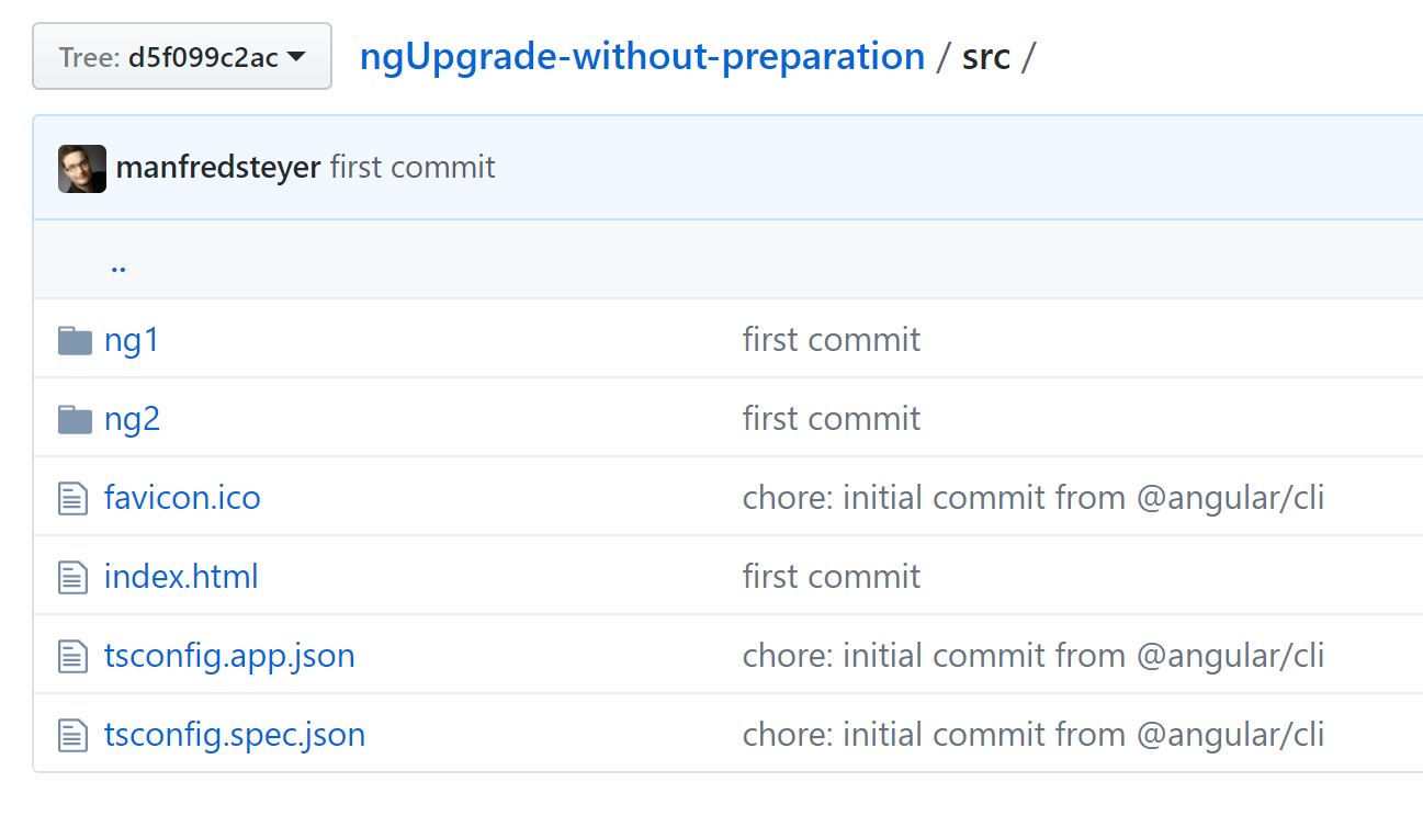 Directly Upgrading From Angularjs 1x To Angular Without Preparing