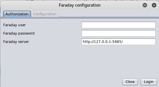 Faraday Zap extension · infobyte/faraday Wiki · GitHub