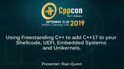 CppCon 2019