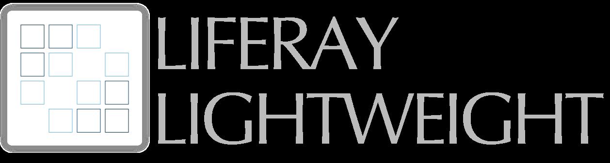 Liferay Lightweight logo