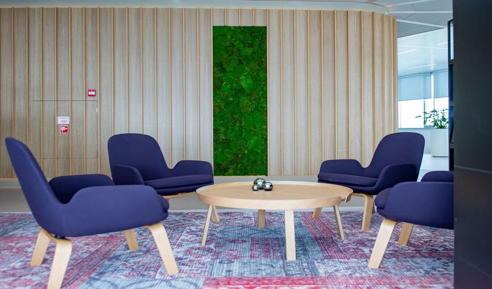 Nutanix: Sitting area
