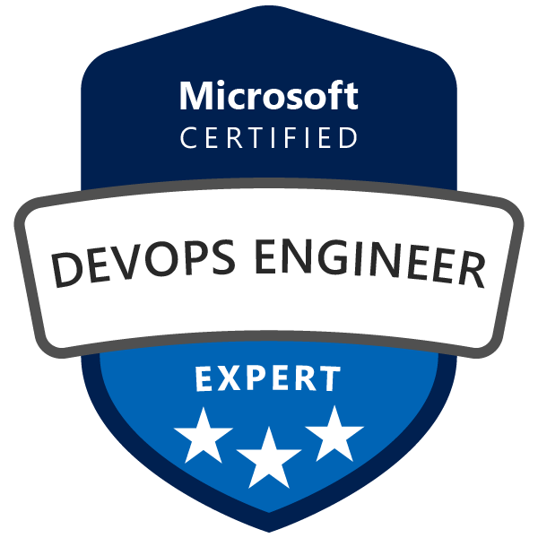 Microsoft Certified: Azure Devops Engineer Expert