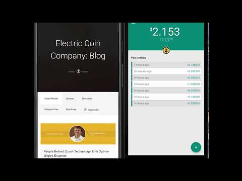 Zcash Reference Wallet Demo