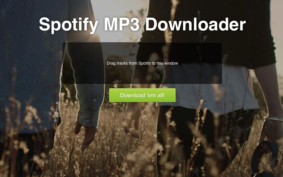 GitHub - paul-vg/spotify-mp3-downloader: Downloads  mp3 files from