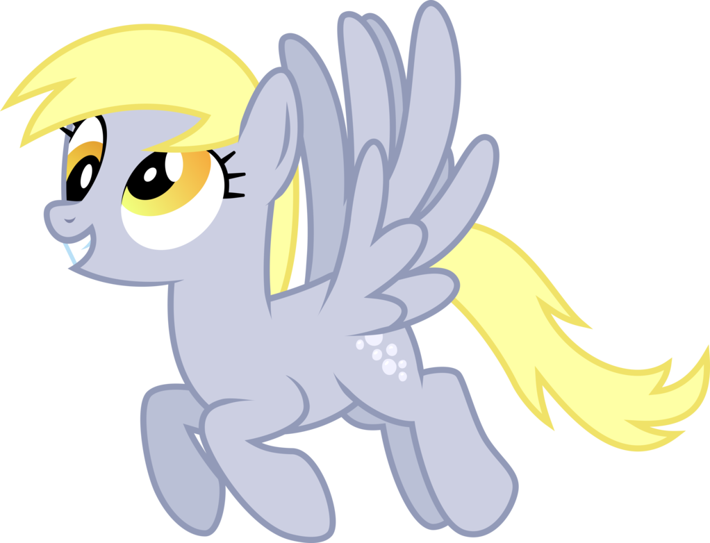 Derpy is best pony. Image used with credit from StarshineCelestalis on DeviantArt.