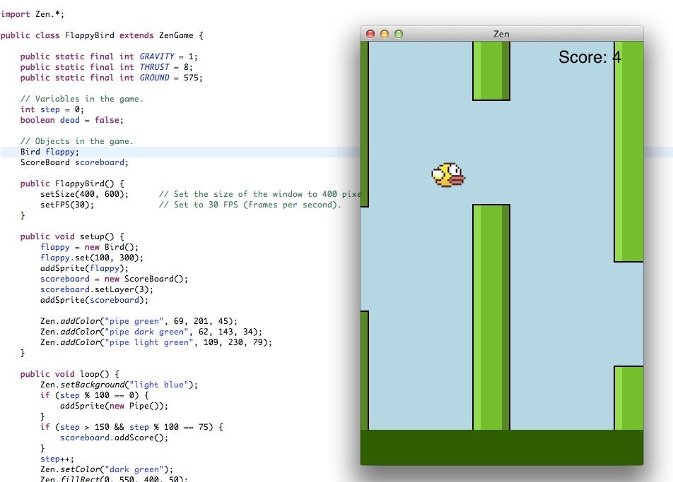Java D Car Game Source Code