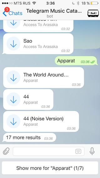 telegrama vk bot reel obțineți opțiunea binară