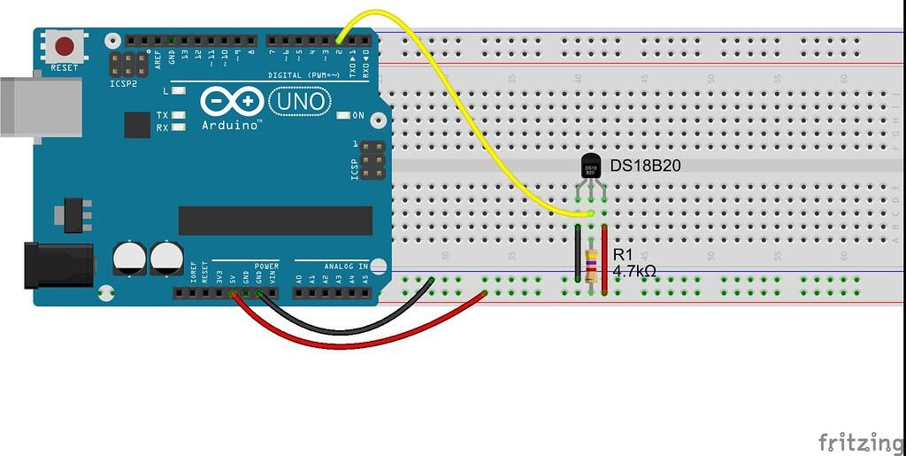 A13. Dallas lämpötilasensorit · matpi/EmbeddedSystemsUTU Wiki · GitHub
