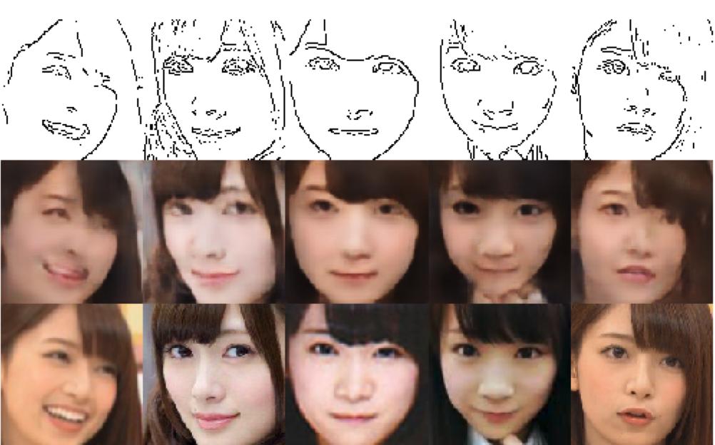 generated image sample