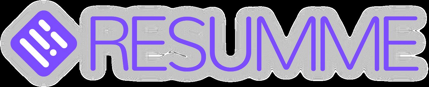 Resumme Logo