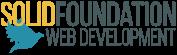 Solid Foundation Web Development Logo