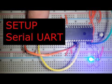 GitHub - Devilbinder/PIC_18F_UART: UART in asynchronous 8-bit mode
