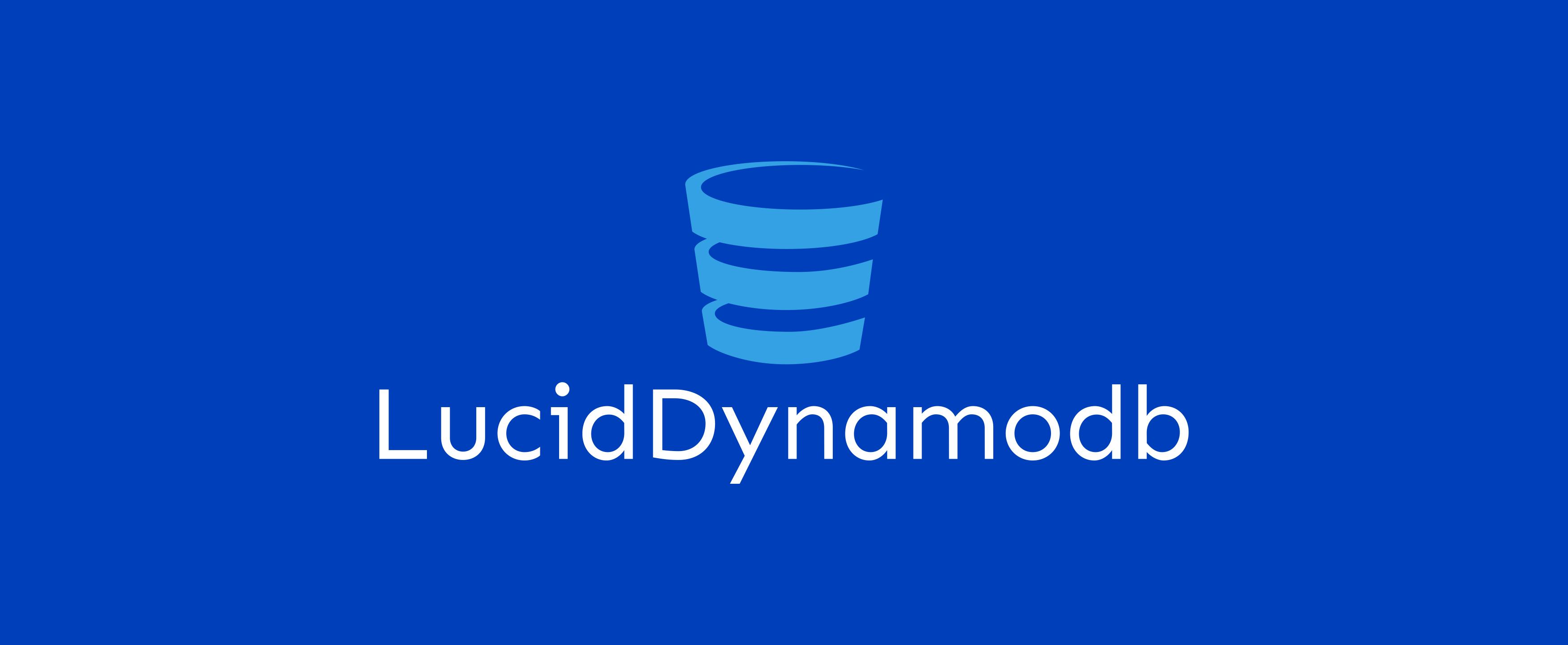 LucidDynamodb