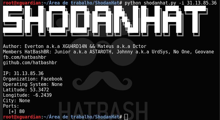 ShodanHat