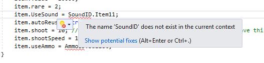 Why Use an IDE · tModLoader/tModLoader Wiki · GitHub