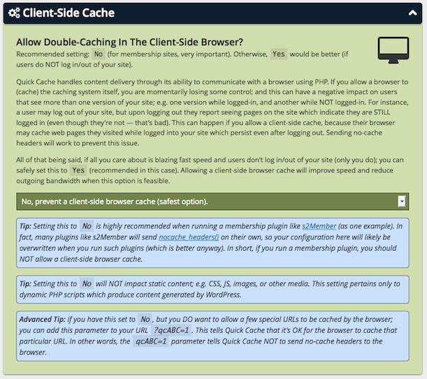 client-site-cache