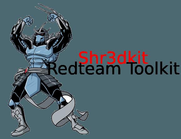 GitHub - shr3ddersec/Shr3dKit: Red Team Tool Kit