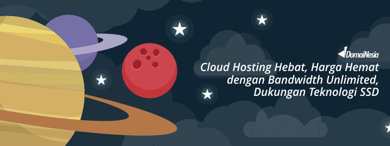 DomaiNesia Cloud Hosting Indonesia Terbaik