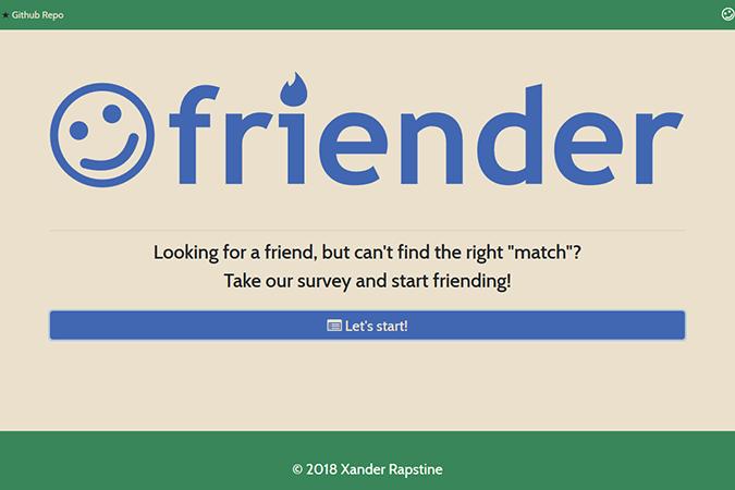 friender