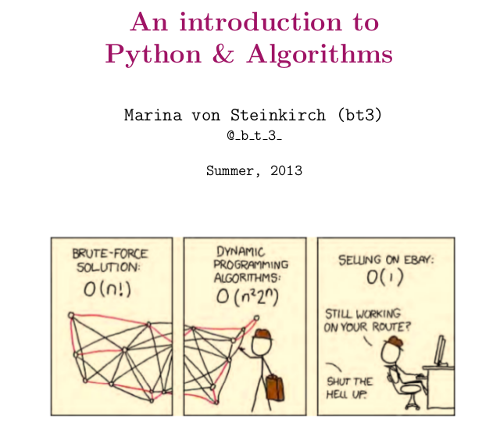 github   bt3gl python and algorithms and data structures