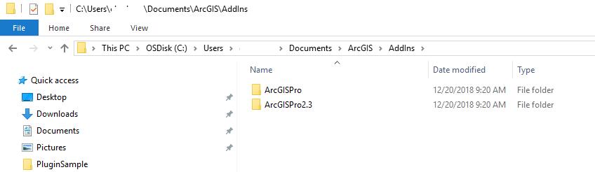 ProConcepts Framework · Esri/arcgis-pro-sdk Wiki · GitHub