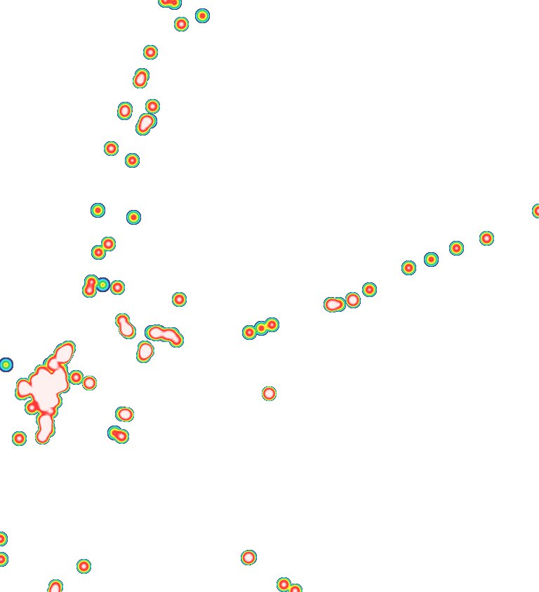 Troy, NY as visualized by Howl.py