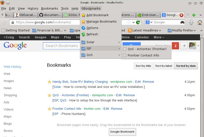 Native bookmarks synchronization · Issue #14 · nextcloud