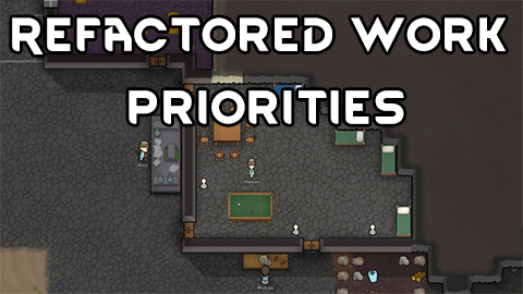 Refactored Work Priorities