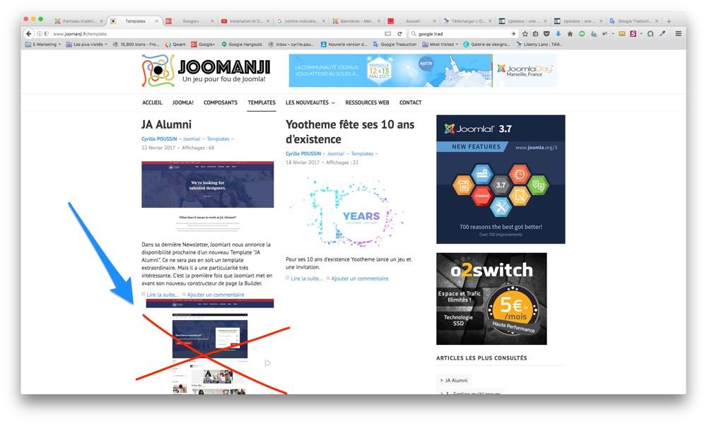 Joomla! Issue Tracker | Joomla! CMS #14346 - Viewing fields in blog ...